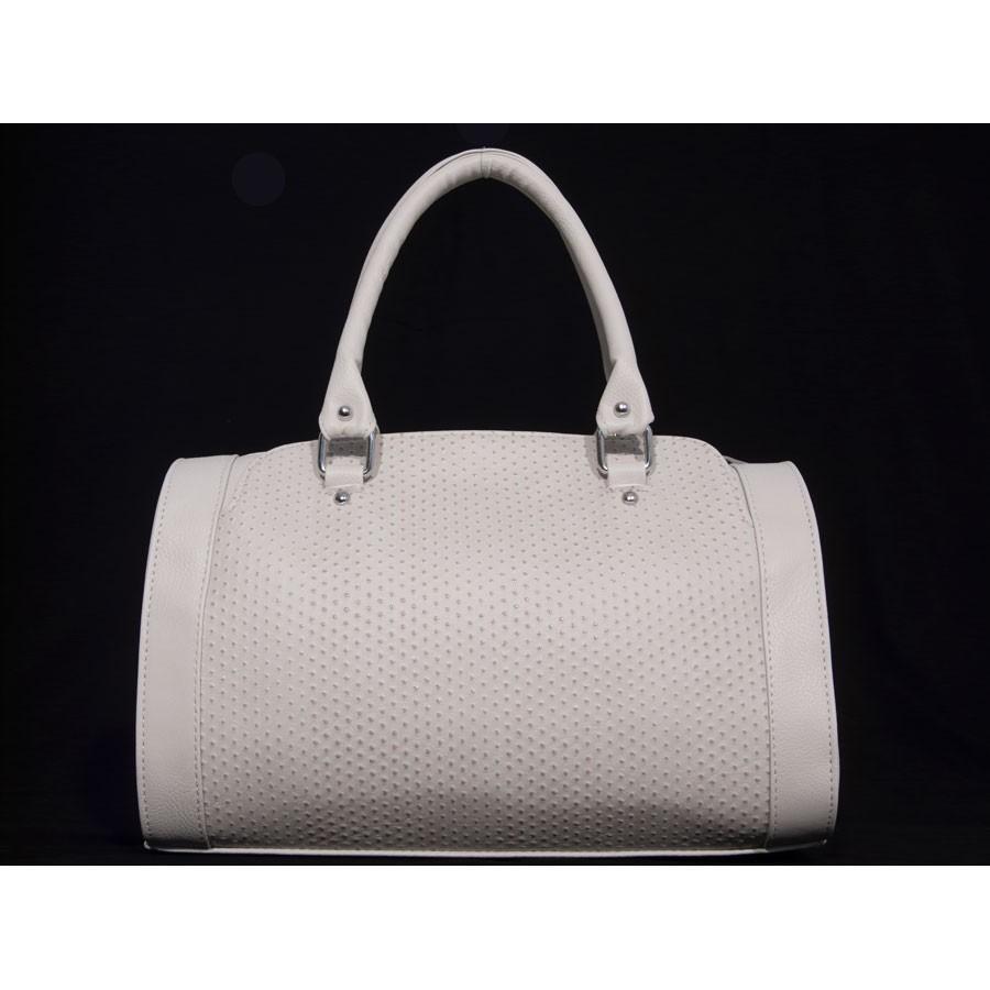 дамска чанта бежов цвят -B3095G