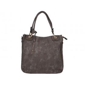 дамска чанта кафяв цвят K4692I