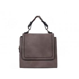 дамска чанта през рамо цвят кум -K3831I
