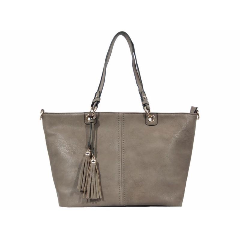 дамска чанта цвят кум 3862
