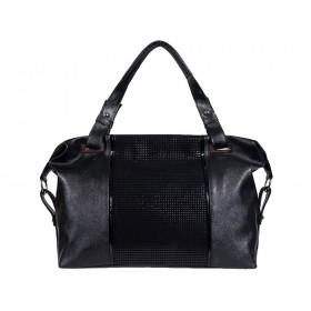 дамска чанта черен цвят B0031G