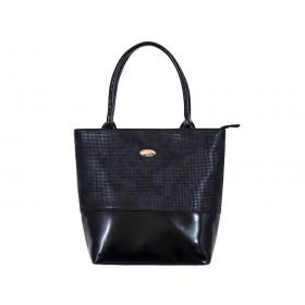 дамска чанта черен цвят -BG4409