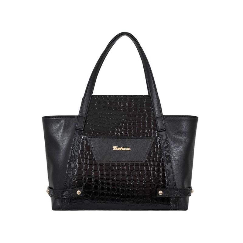 дамска чанта черен цвят CHBG0034