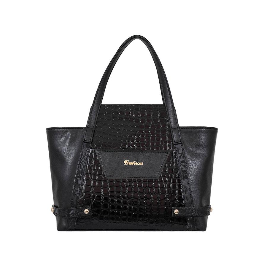 дамска чанта черен цвят -CHBG0034