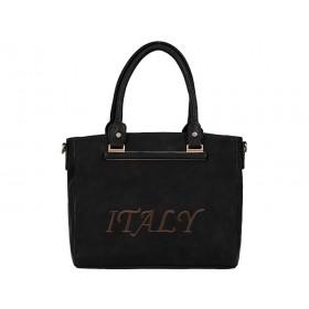 дамска чанта черен цвят K4832I