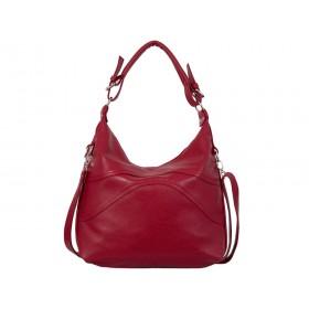 дамска чанта B5013B червен цвят